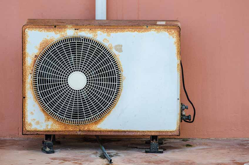 Signs of AC Issues